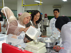 Cooking Class Roti Unyil @ Bogasari Baking Centre Plaza Surabaya.