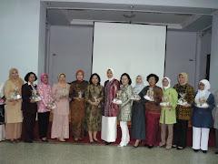 Pertemuan KDKS Bulan April 2009