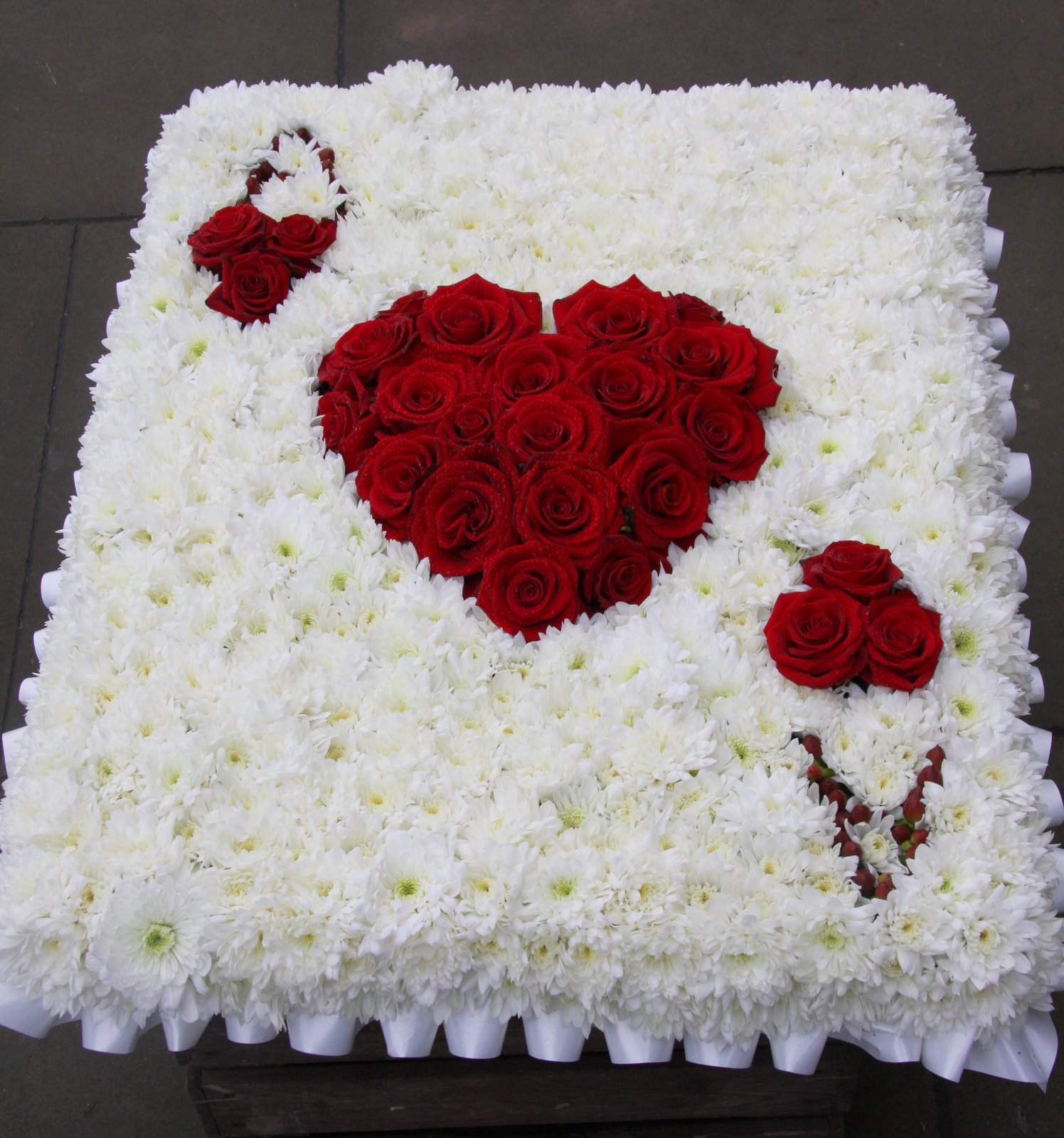 Kathleens florist blackpool ace of hearts funeral tribute ace of hearts funeral tribute reviewsmspy