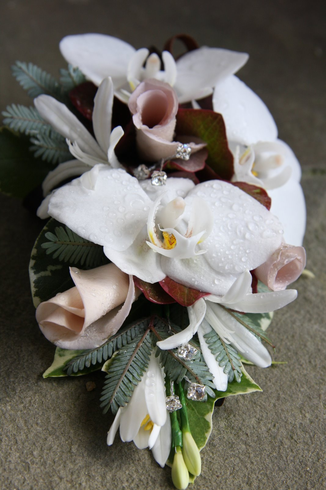 Flower Design Buttonhole Corsage Blog Grooms Mums Corsage In