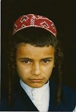 Jewish boy in Saada