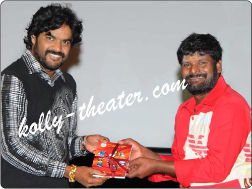 Ameeraga Tamil Mandram RK and Kanja karuppu
