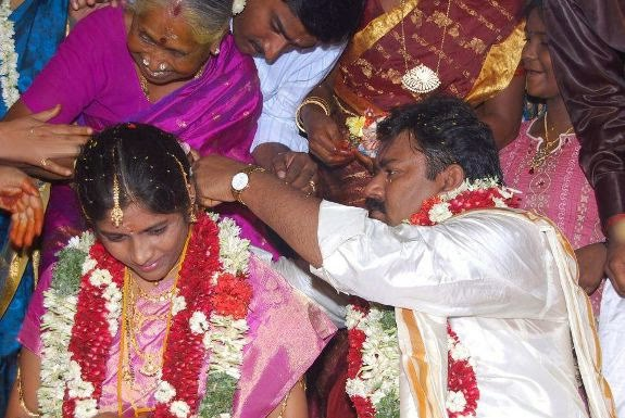 Vijay TV Gopinath Marriage Stills-5