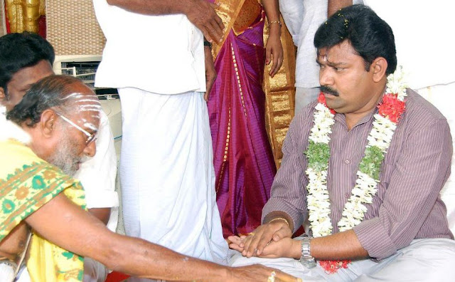Vijay TV Gopinath Marriage Stills-1