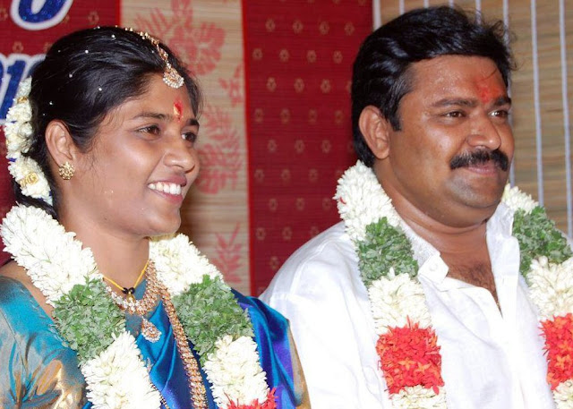 Vijay TV Gopinath Marriage Stills-6