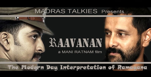 Watch Making of Raavanan