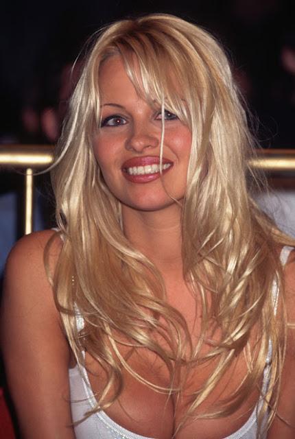 Pamela Anderson:No Botox