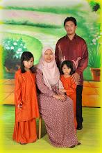 keluargaku....syurgaku...