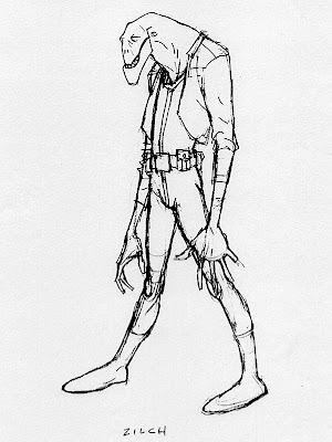 Space Jam Monstars Names. Space Jam alien sketches