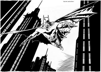 Na na na na na na na na JETMAN!!!!!! Batman-flying