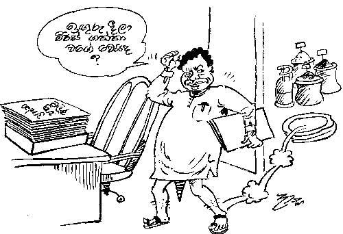 Sri lanka newspapers cartoons