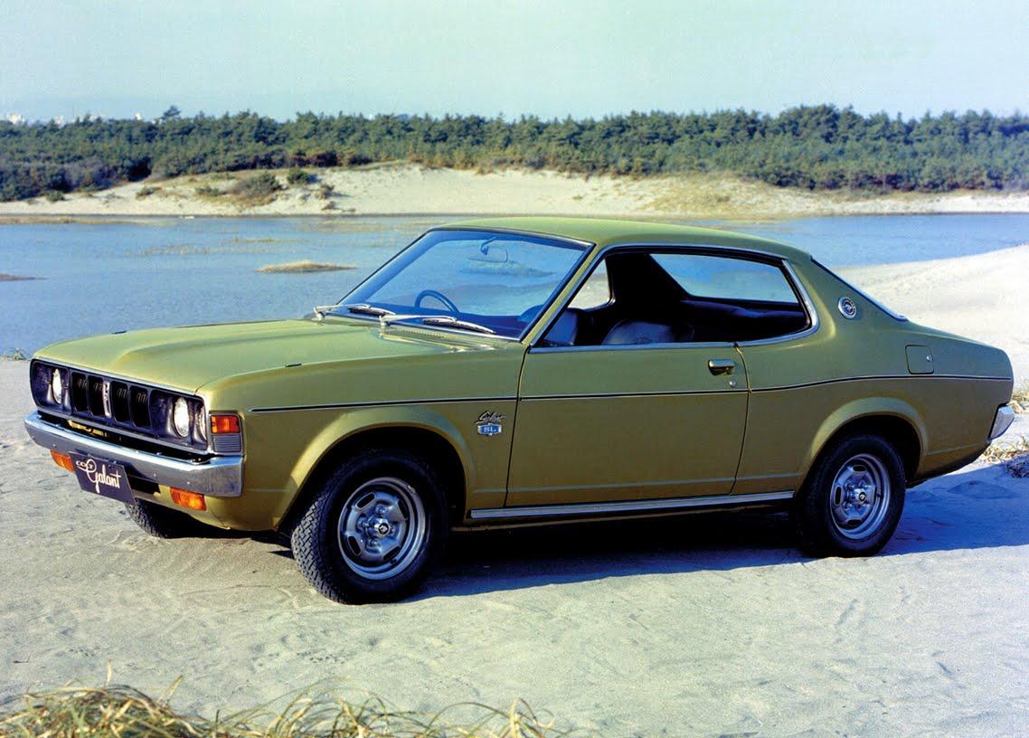 Mitsubishi Colt Galant (1973-1976)