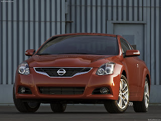 NISSAN ALTIMA COUPE (2010) WALLPAPER