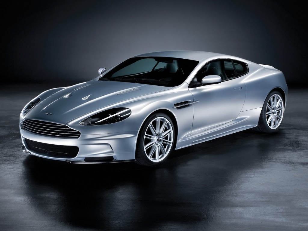 ASTON MARTIN DBS 2008 HD WALLPAPER