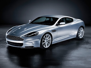 New ASTON MARTIN DBS 2008 WALLPAPER
