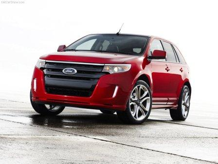 The 2011 Ford Edge Sport includes all of the content found on Ford Edge SEL