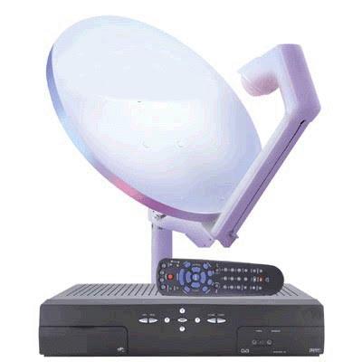 internet satelite tv: