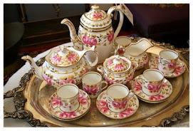 TEA CUP CLUB