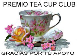 PREMIO TEA CUP CLUB INTERNACIONAL