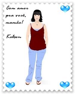 Meu retrato - Por Kelson!