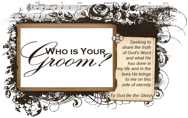 Who Is Your Groom?