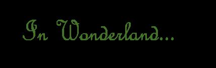 Little Elf in WonderLand :)