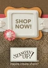 Shop Stampin' Up now!