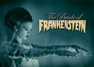 Bride of Frankenstein photoshoot by Aleksey Galushkov