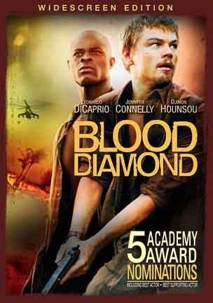 the movie blood diamond essay