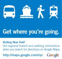 NYC Subway and Transit Maps