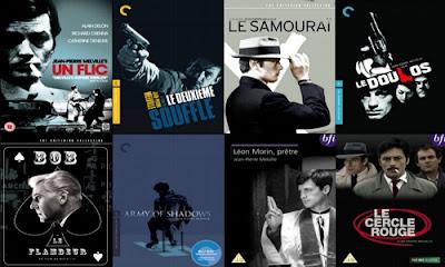 Jean-Pierre Melville films