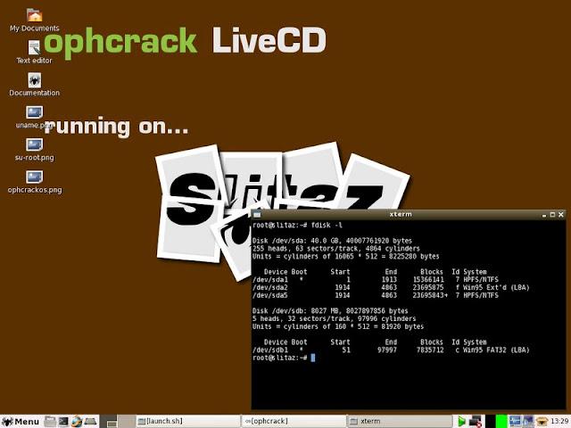 fdisk-l-no-ophcrack