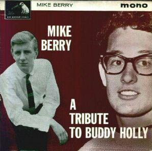 Mike Berry Outlaws Tribute To Buddy Holly