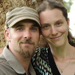 Bryan and Keah in Malawi