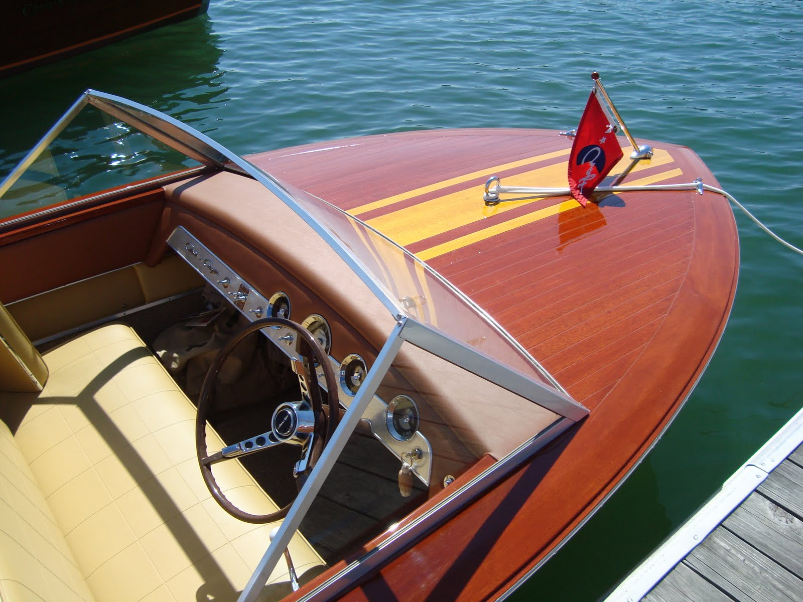 classic boat cars