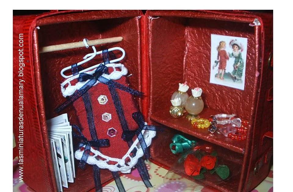 Las miniaturas de nuala baules de ropa interior y de - Baules para ropa ...