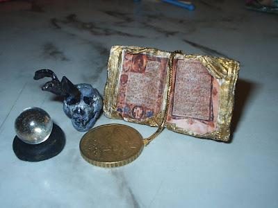 Las miniaturas de nuala tutorial como hacer un libro - Como hacer un libro antiguo ...
