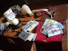 Mesa de magia negra