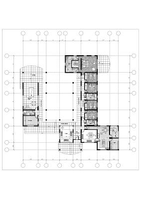 Casa colonial en colina planta de arquitectura propuesta for Plantas de arquitectura