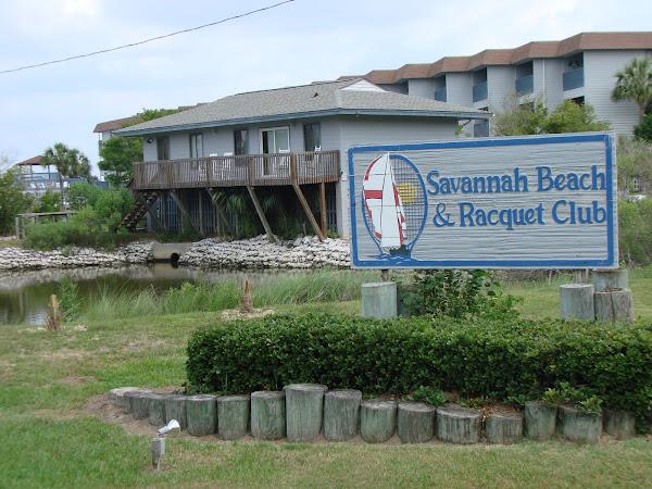 Savannah Beach And Racquet Club