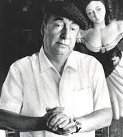 بابلو نيرودا : شاعر التشيلي الكبير