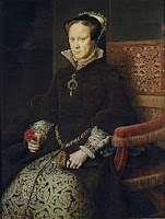 ماري الأولى- ملكة أنجلترا