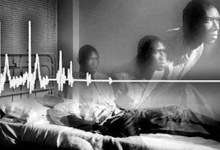 الموت الوشيك - هل هي النفس التي تخرج من جسدها ؟ أو شبه حلم ناتج عن دماغ يحتضر ؟