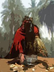 ساحر إفريقي - أسطورة ناوا