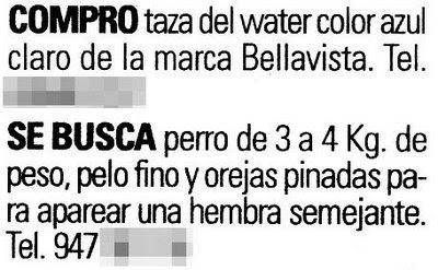 Clasificados en Gente en Burgos
