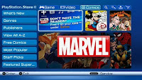 PSP Digital Comics Store