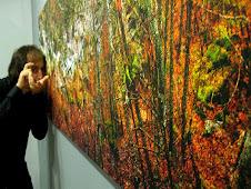 Bosques Inventados de Xulio Correa