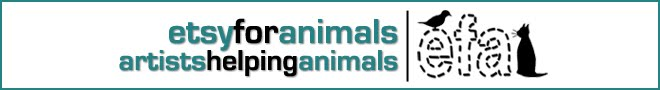 EFA - Artists Helping Animals - Member Charity Promotions Blog