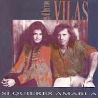 Michelle Tomaszewski y Guillermo Vilas