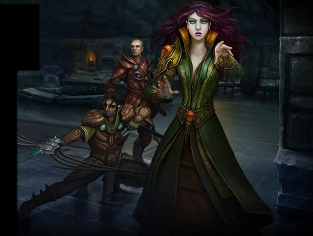 Medieval Magic Quest Online Game
